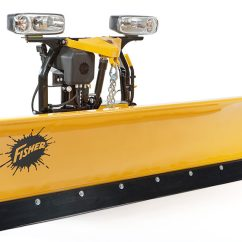 Fisher Plow What Do The Lines Represent In An Electric Field Diagram Sd Series Snow Dejana Truck Utility Equipment