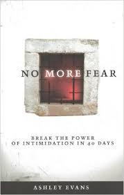 No More Fear-Ashley Evans