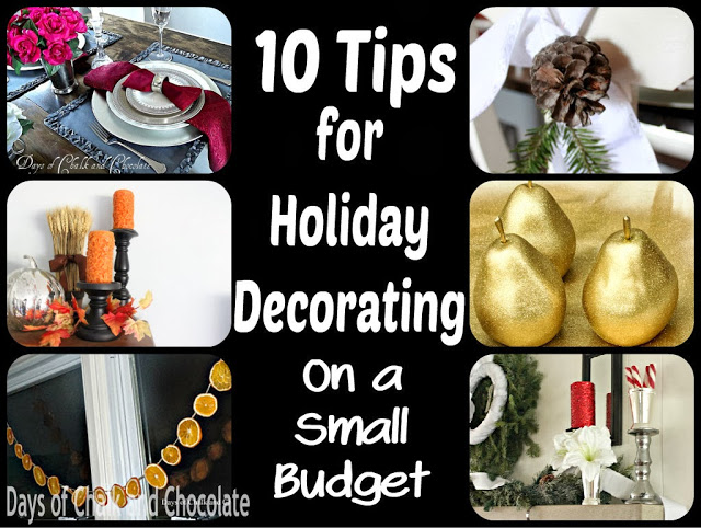 Holiday Decorating Tips On A Budget For Every Season