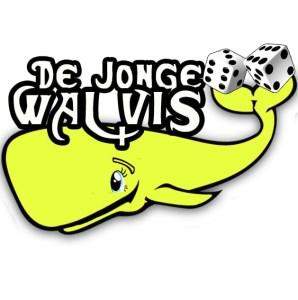Logo De Jonge Walvis