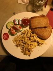 Breakfast in Amsterdam