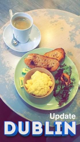 Breakfast| Dublin