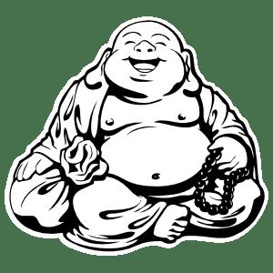 Buddhist Car Stickers & Decals