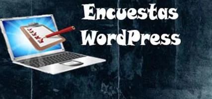Encuestas WordPress, Pregunta Lo Que Quieras