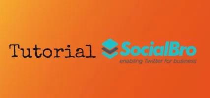 Tutorial SocialBro – Aprende A Segmentar Twitter