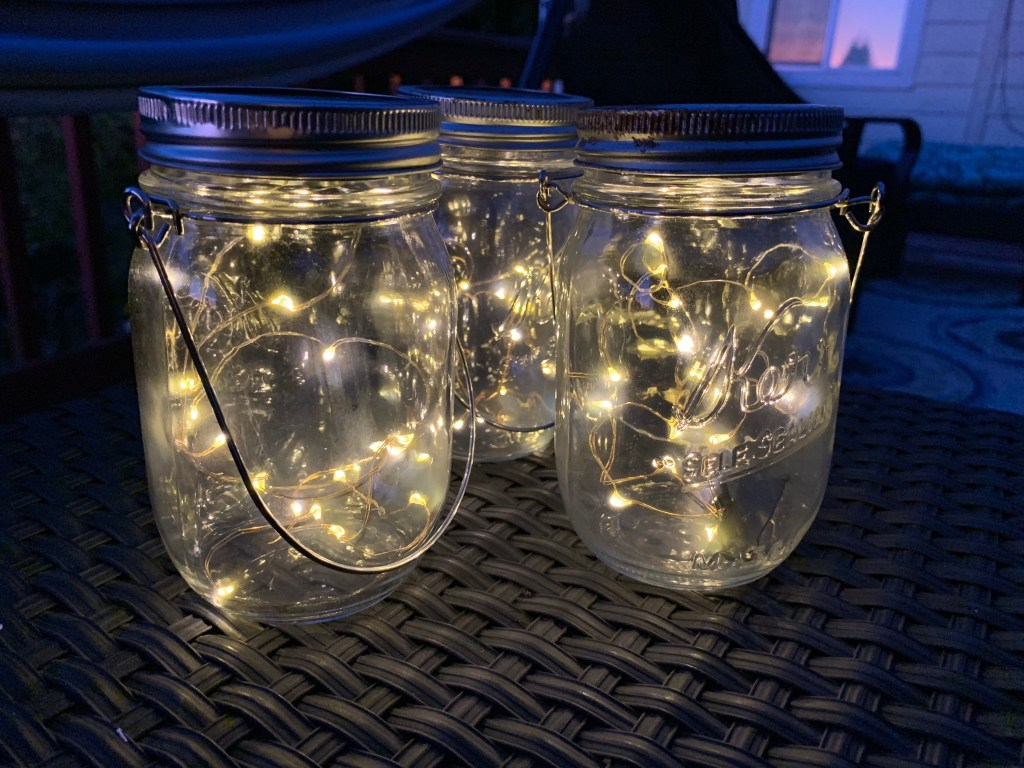 Jar lights