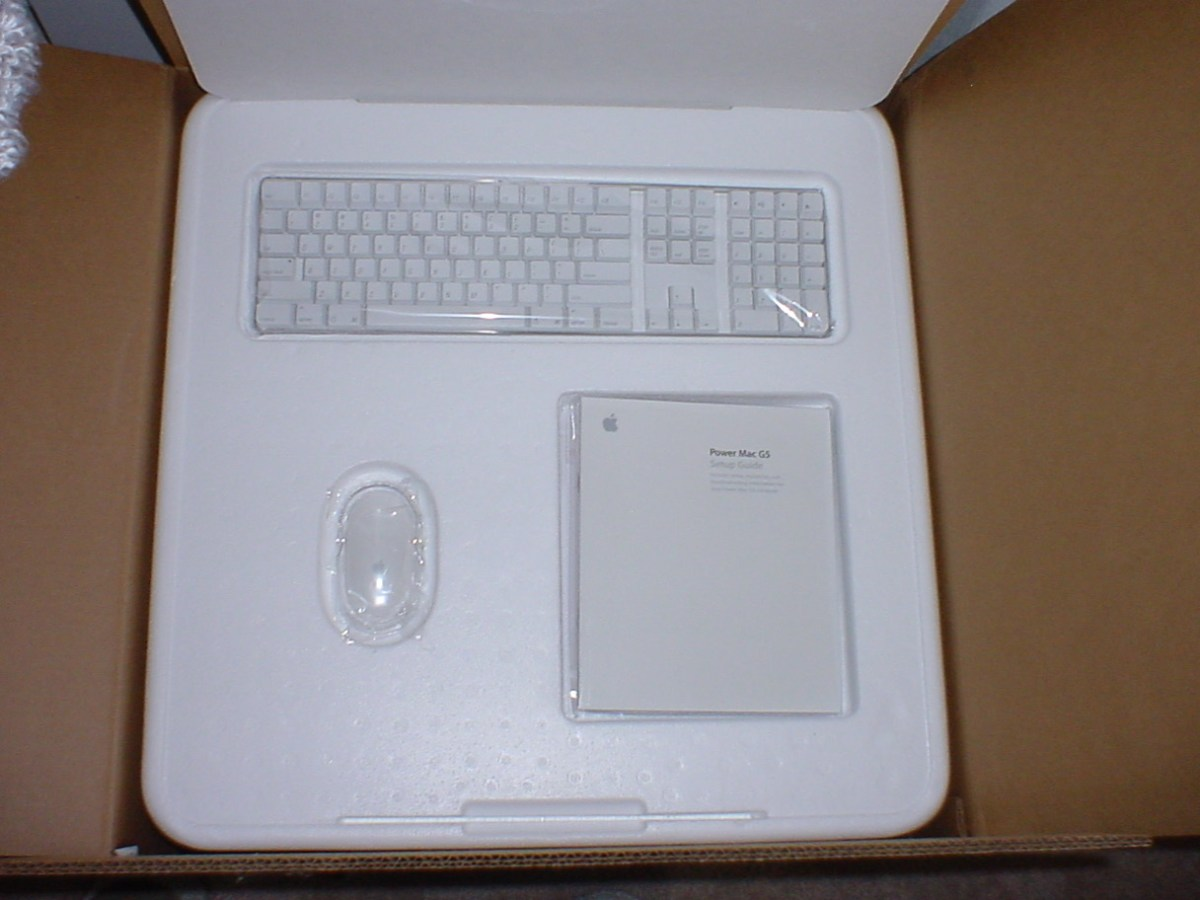 Power Mac G5 accessories