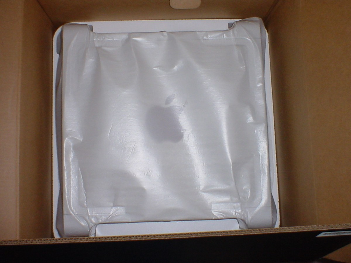 Power Mac G5 in box
