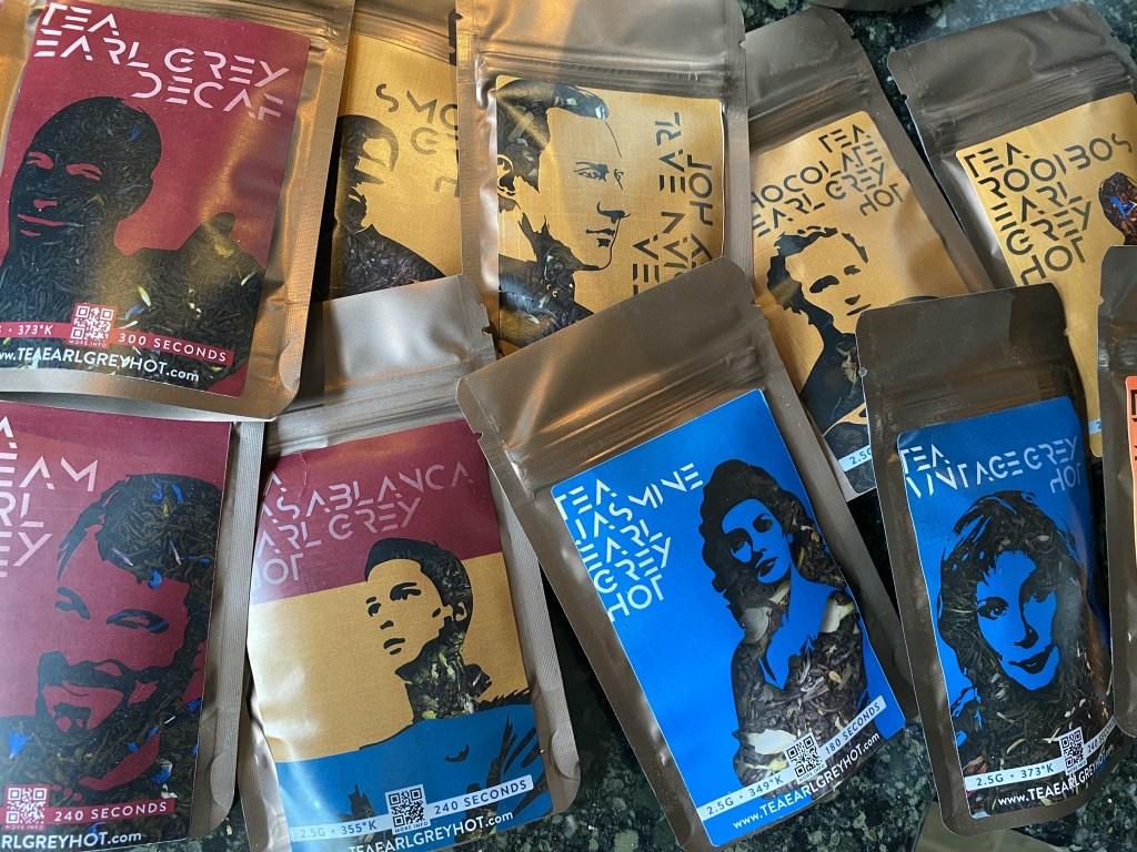 Tea, Earl Grey, Hot