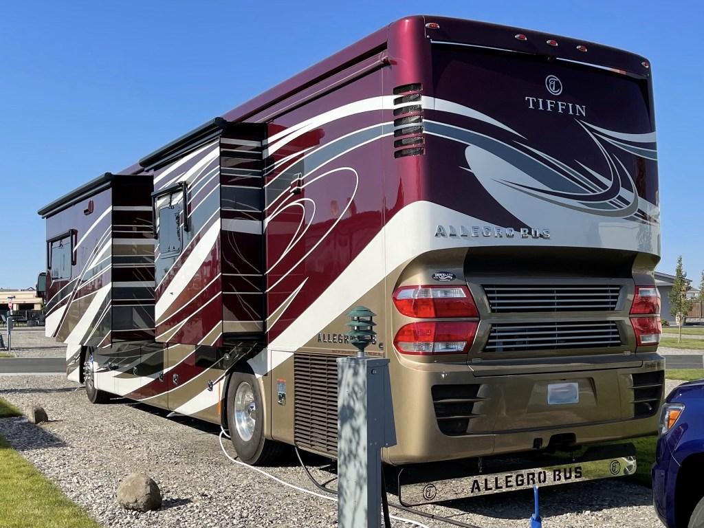 2017 Tiffin Allegro Bus 40SP