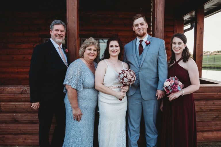 Jordan Family - Clary Wedding