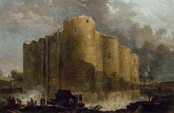 Celebrating the French Bastille Day - July 14