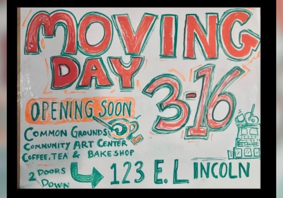 Common Grounds Is Moving Locations