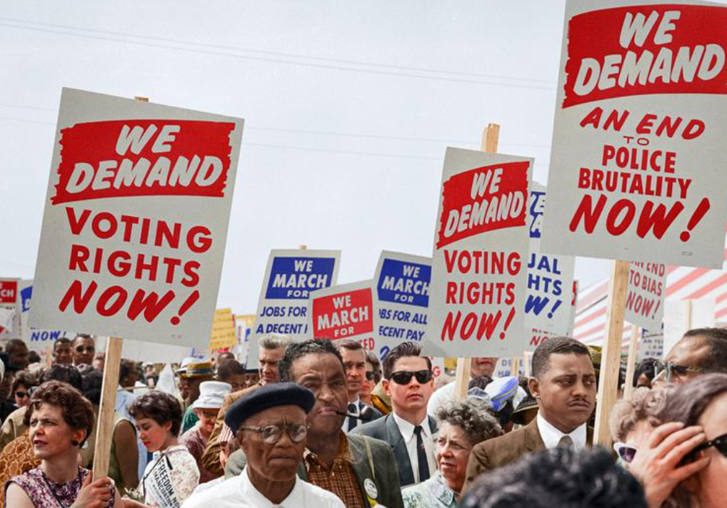 Perspective: Voter Suppression Is Oppression