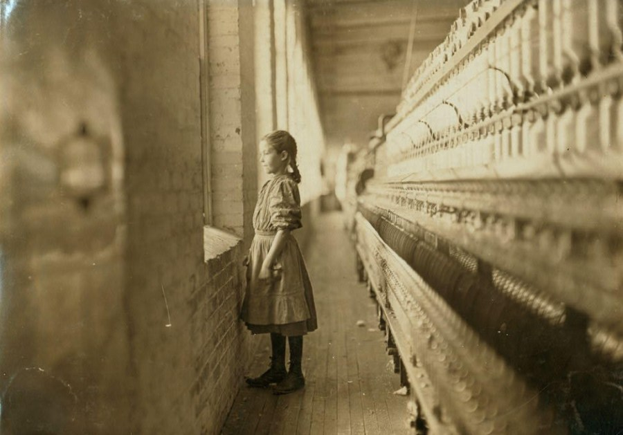 This Week In Illinois History: Eight-Hour Workdays . . . For Children (May 15, 1903)