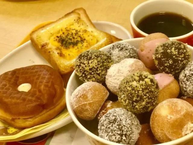 ミスタードーナツ食べ放題ドーナツビュッフェ全国実施店舗リスト内容と元を取るコツ攻略法