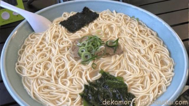 新ラーメンショップ徳島本店ジャンボラーメン大食いチャレンジ成功無料