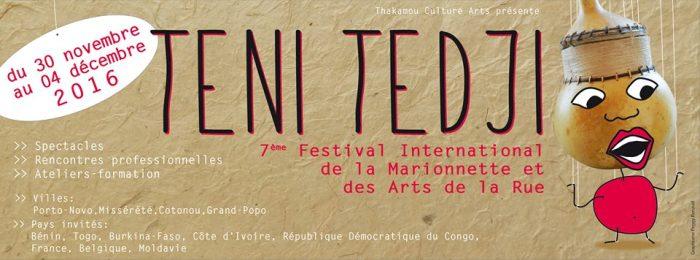 7ème édition du festival Téni- tédji.