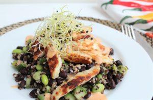 quinoa-bonen-met-halloumi-2