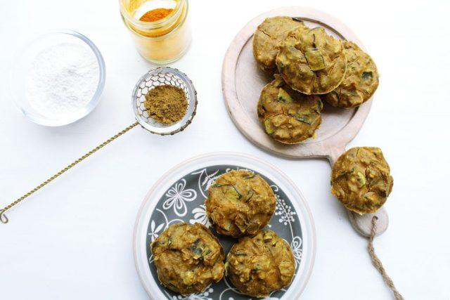 Aubergine bhaji's