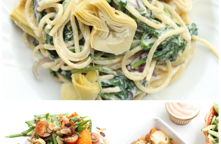 top 10 vegetarische gerechten zonder ei - WP