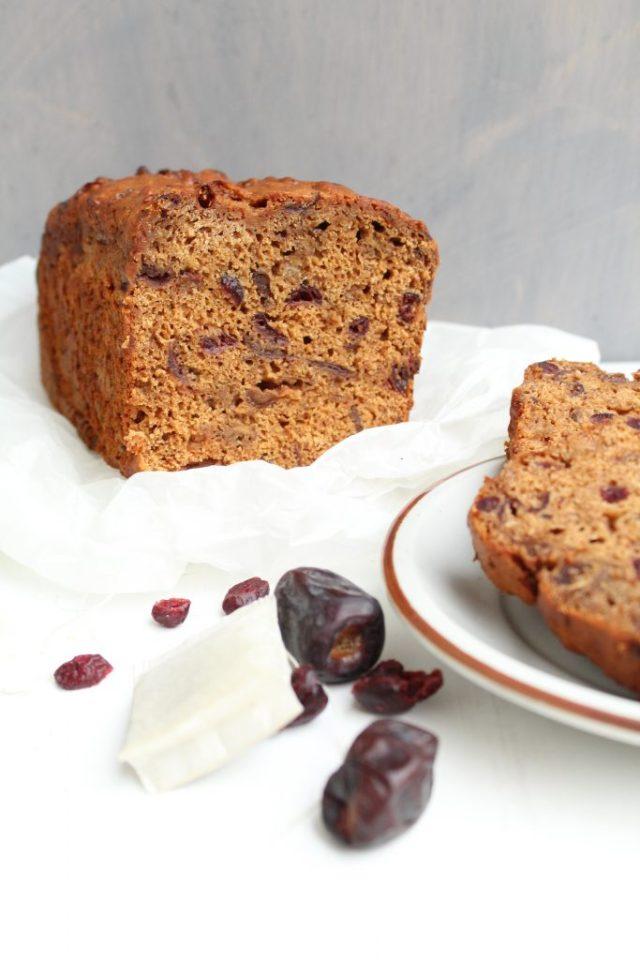 Barnbrack cake