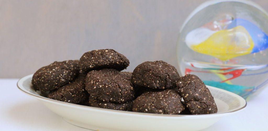 gezonde chocoladekoekjes