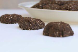 no bake chocoladekoekjes