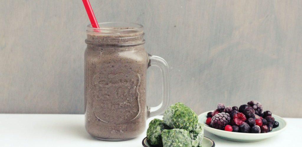 recept proteine shake met boerenkool