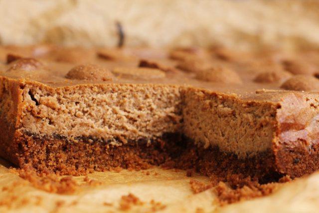 recept voor pepernoten cheesecake