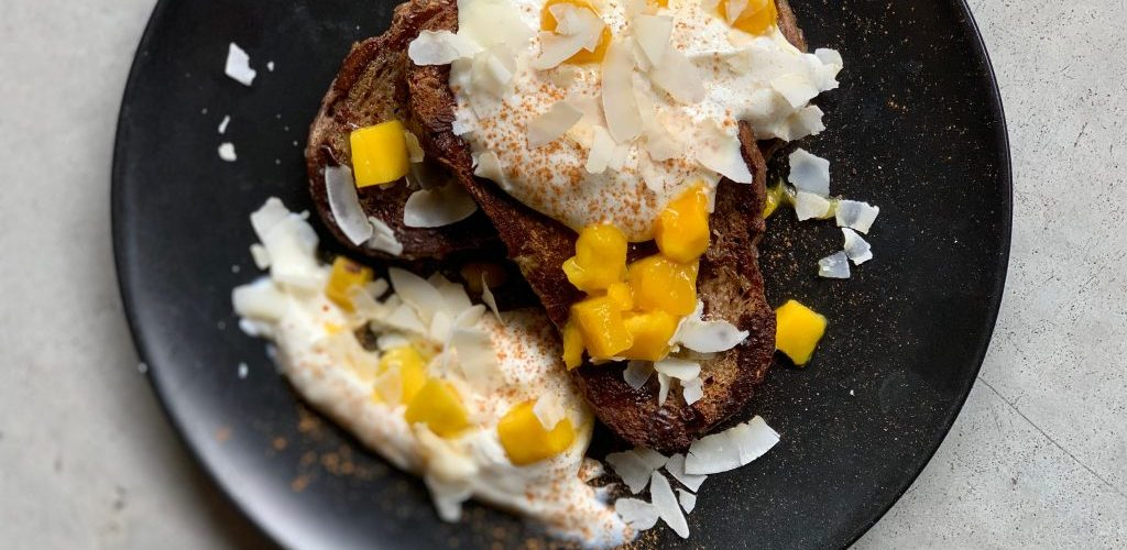 recept voor French toast