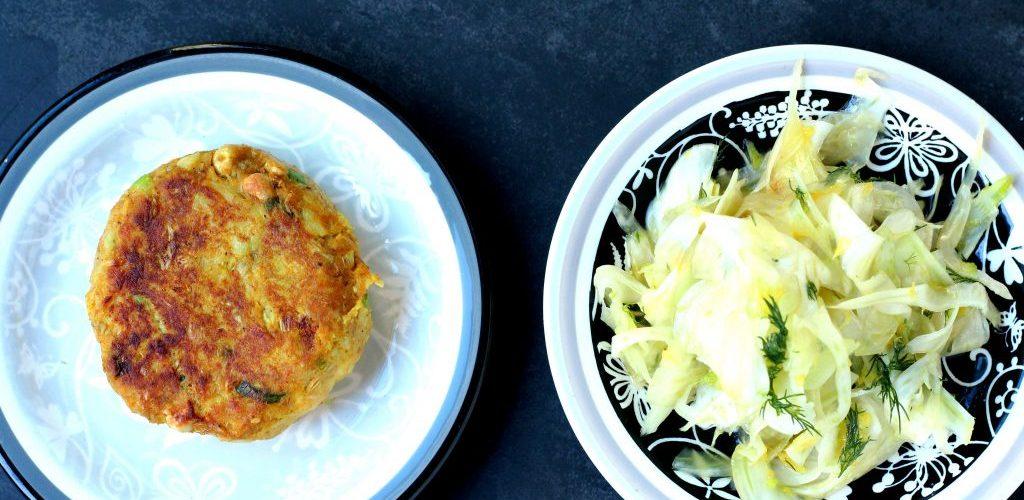 vega jackfruit burgers