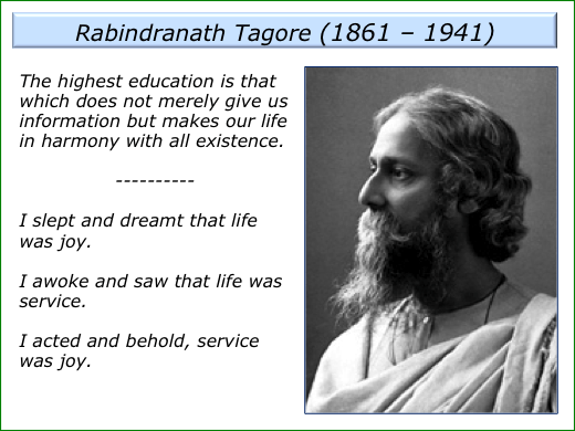 Rabindranath Tagore Jayanti Quotes Sayings Images FB Status Whatsapp DP