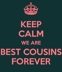 Happy Cousins Day Whatsapp DP 2015