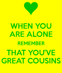 Happy Cousins Day Wishes Photos