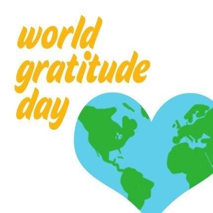 Happy World Gratitude Day Wishes Quotes Messages Sayings Status Images Photos 2016