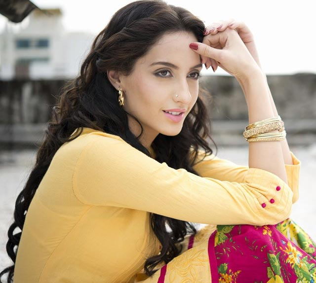 Actress Nora Fatehi Is New Wildcard Entry In Bigg Boss 9 House Watch Images Pics Bio Stats