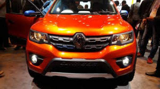 Renault Kwid 1.0-litre engine bookings started and expected to Launch in October 2016