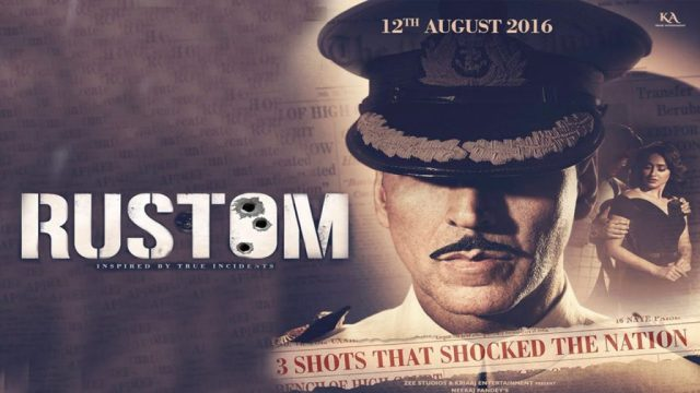 Rustom Movie Review & Rating