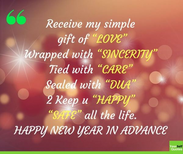 Advance Happy New Year 2020 Sms Whatsapp Status DP Quotes ...