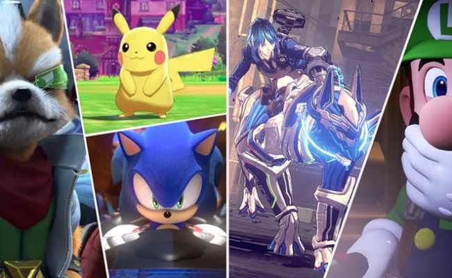 Top Upcoming Nintendo Switch Games For 2020 Release Dates