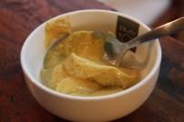 mosterdsausje voor de mosterd karbonade