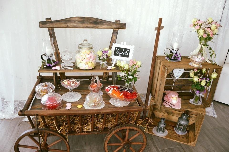 Candybar Vintage Set  DekoHome