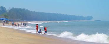 Cherai Beach_Tourists