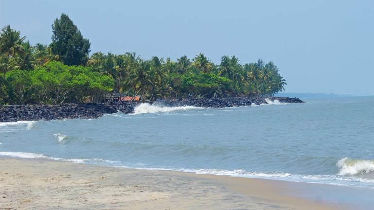 Munambam Beach_Muziris Golden Beach, Munambam Beach