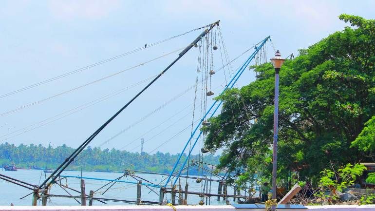 Chinsese-Fishing-Nets-Fort-Kochi