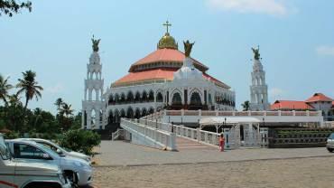 Edappalli Church _Edappalli Palli - St. George Syro-Malabar Catholic Forane Church, Edappally Church