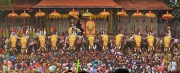 Kudamattam-Thrissur Pooram