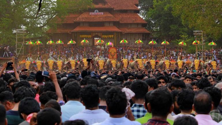 Kudamattam-Thrissur Pooram-03