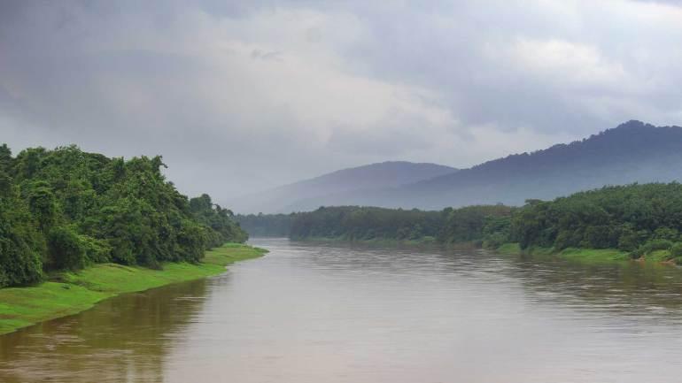 Periyar-river-during-the-heavy-rain